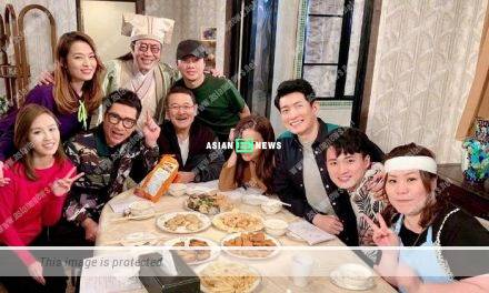 Is Bobby Au Yeung making cameo appearance in TVB sitcom?