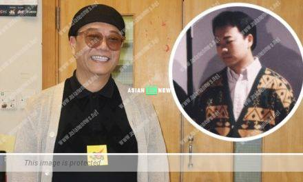 "Bobby Au Yeung recalled of his experiences as an ""extra"" in TVB in the past"