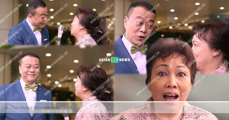 Cinda Hui feels elated to shoot an advertisement with Bobby Au Yeung