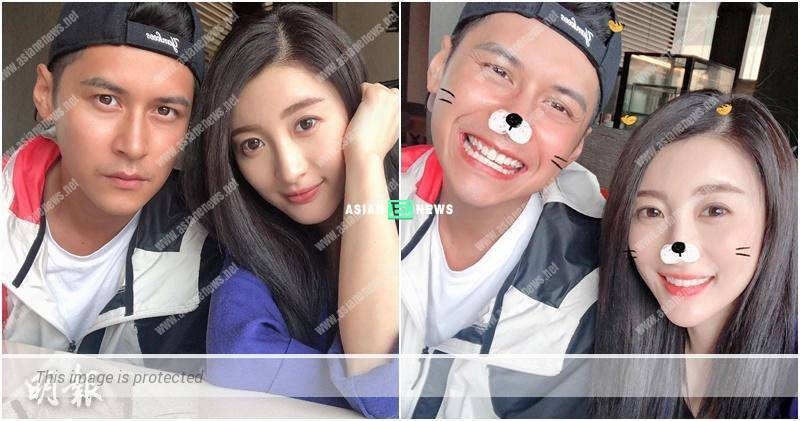 Carlos Chan and Rosina Lam become good friends after filming drama together