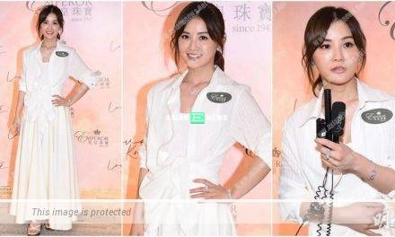 "Charlene Choi prepares to ""freeze"" her eggs but goes for the wrong injection?"
