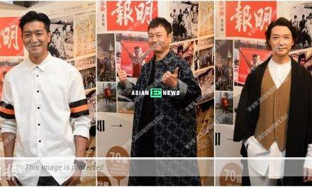 Filming Hong Kong drama again? Wayne Lai said it depends on the destiny