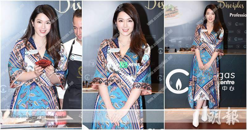 Christine Kuo loves to cook and boil soup for her husband frequently