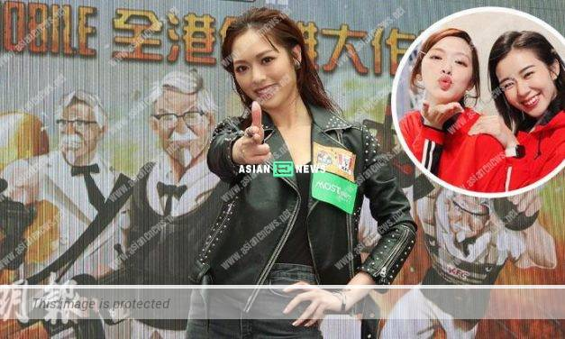 Eye level is different? Crystal Fung praises there is many handsome men in Holland