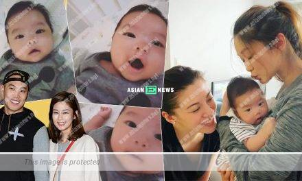 Eliza Sam finally discloses her son's looks; He resembles his father