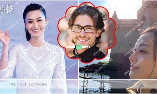 Fala Chen does not wear make-up and enjoy her vacation in Switzerland