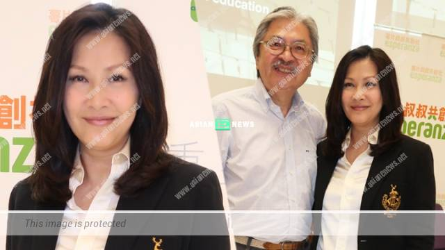 Flora Chan does not expect her daughter to be perfect but seek for improvements