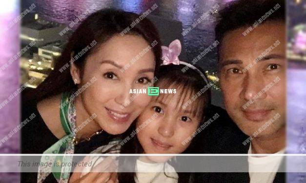 Frankie Lam knows Kenix Kwok for 24 years and shared his family photo
