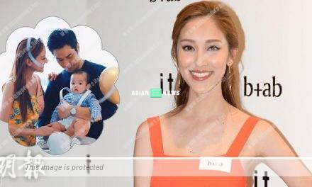 Grace Chan places Kevin Cheng and her son as her top priority
