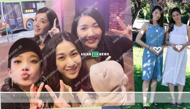 Linda Chung took her son, Jared to see her good friends