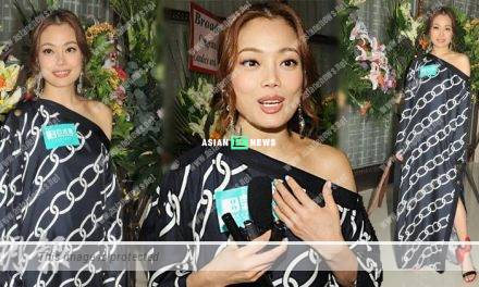 Joey Yung almost had a car accident: I have stopped talking while driving