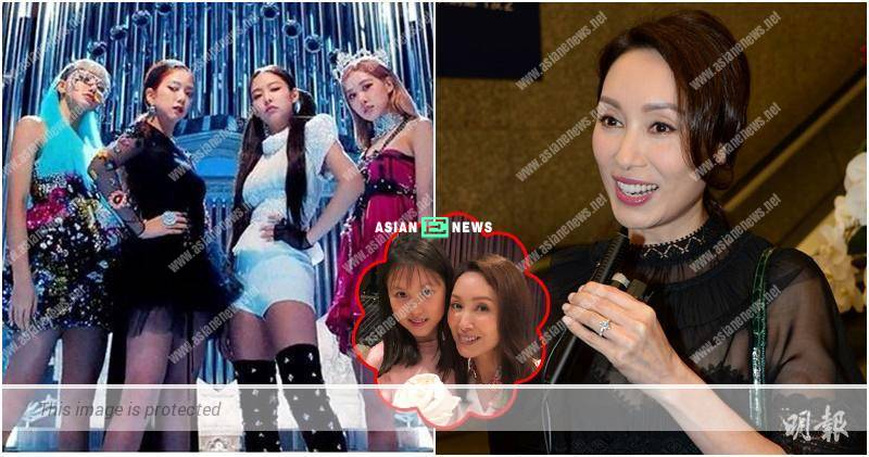 Noble mother, Kenix Kwok gets VIP tickets for her daughter to watch Blackpink