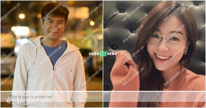 Kenneth Ma hopes Jacqueline Wong will concentrate on her studies in America