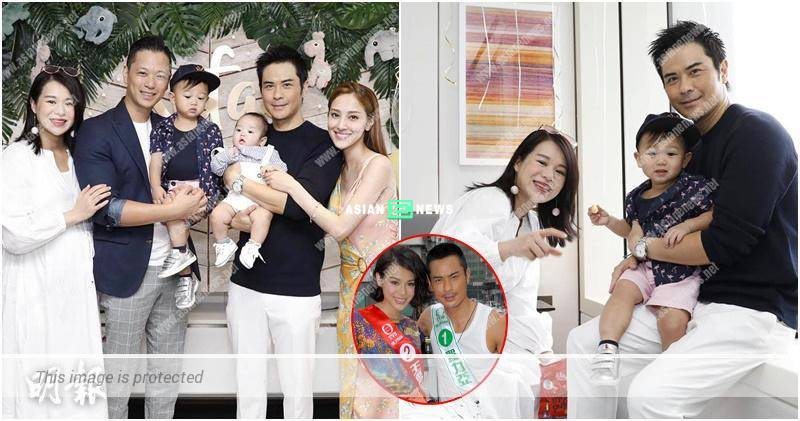 Myolie Wu urges Kevin Cheng to become a father again