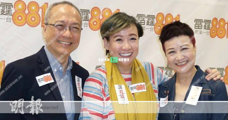 Kiki Sheung seldom films drama because her colleagues have left