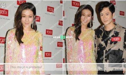 Linda Chung rejects to reside in Hong Kong because of her family