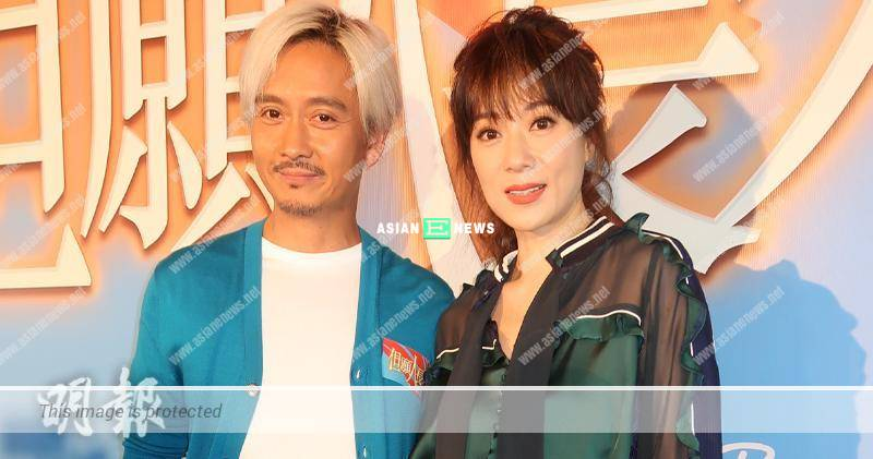 Maggie Cheung participates in the stage play because of Tse Kwan Ho