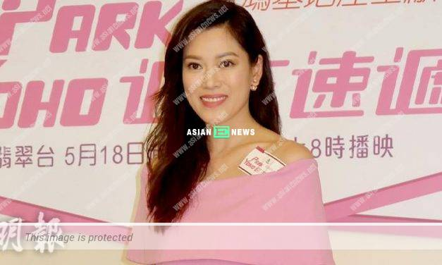TVB Sitcom: Mandy Lam hopes her role character will increase her income