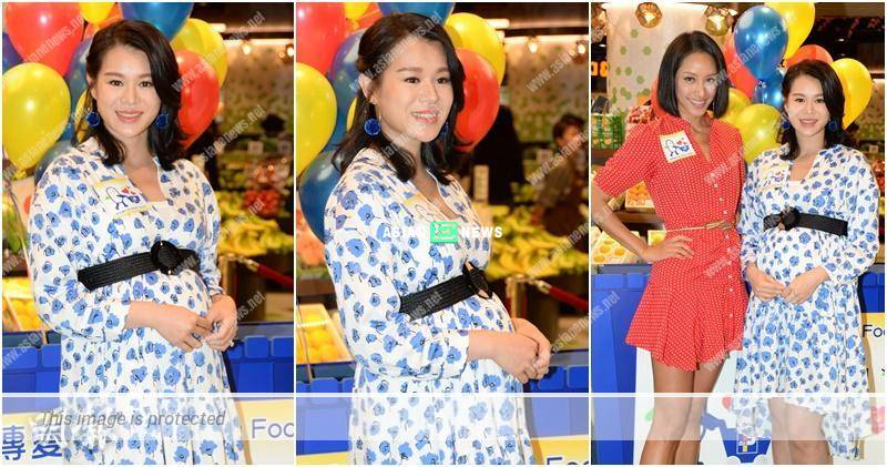Myolie Wu chooses natural delivery and rejects to disclose her baby gender