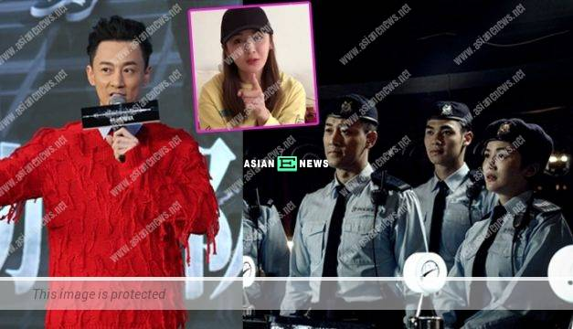ViuTV is airing Raymond Lam's new drama which clashes with TVB new series