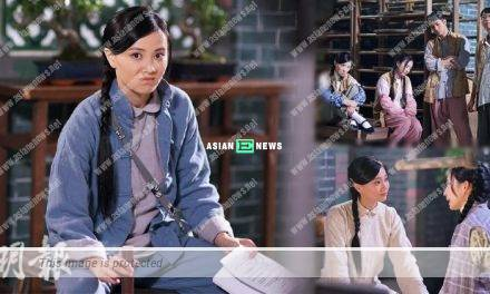 Re-shooting Forensic Heroes IV Drama; Rebecca Zhu is worried about her immune system