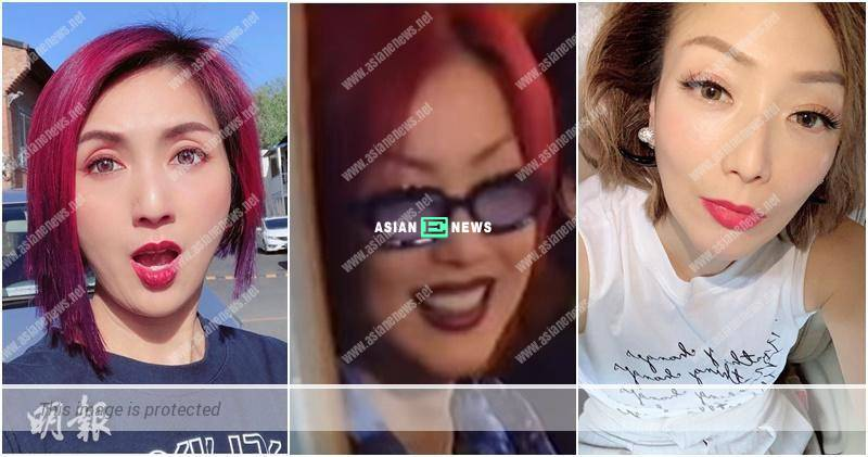 An old photo goes viral: Sammi Cheng or Miriam Yeung?