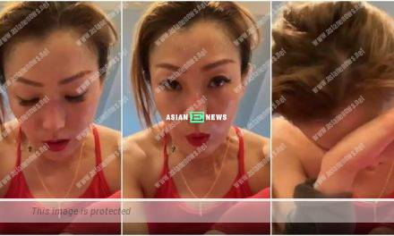 Sammi Cheng is fully focused on the preparation for her concert