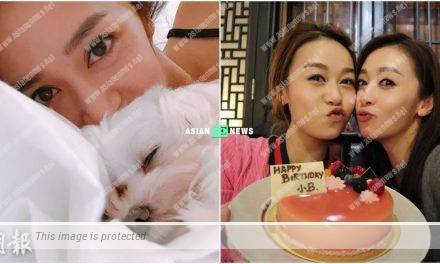 Because of Jacqueline Wong? Scarlett Wong is slammed by the netizens
