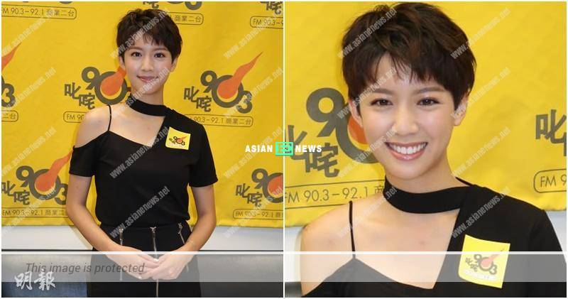 Sisley Choi and Grace Chan express their desire to film classic movie