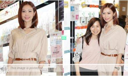Vivien Yeo's beauty salon business is growing and is perceived as a role model