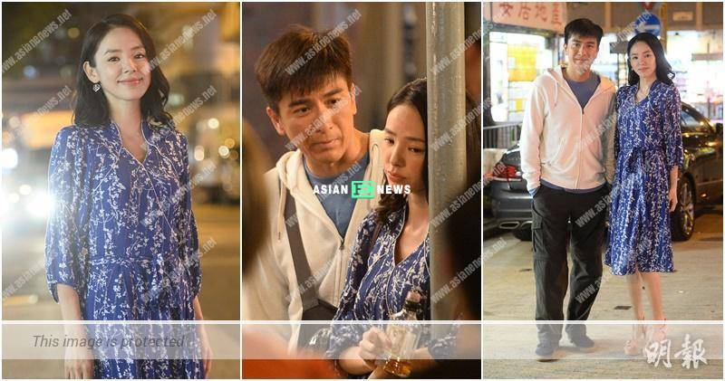 Zoie Tam praises Kenneth Ma is a nice and professional actor