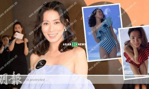 Charmaine Sheh invites foreign models to showcase her swimsuit design