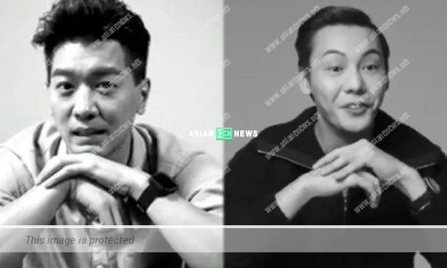 Chris Lai copies William Chan; Roxanne Tong asks about the contents