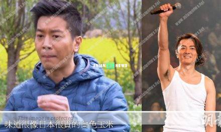 Chris Lai agrees his Mandarin language is better than Ekin Cheng