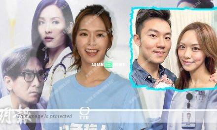 Crystal Fung feels it is suffering after cohabiting with her boyfriend