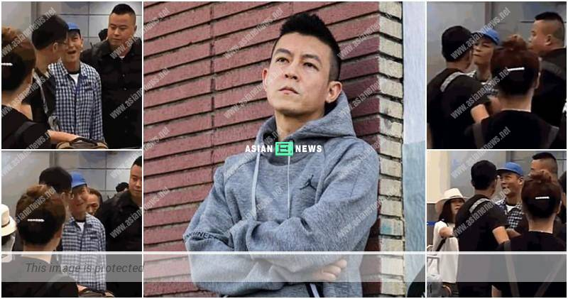 Edison Chen is involved in another argument and speaks vulgarity again
