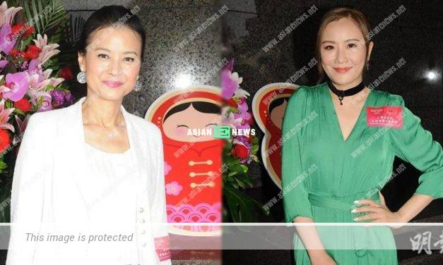 Forensic Heroes IV drama: Eva Lai exposed Roxanne Tong felt very nervous