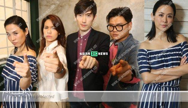 Michael Ning feels nervous upon working together with Jessica Hsuan