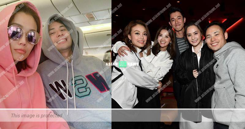 Joey Yung is dating Albert Yeung's son secretly? Mani Fok wishes it is real