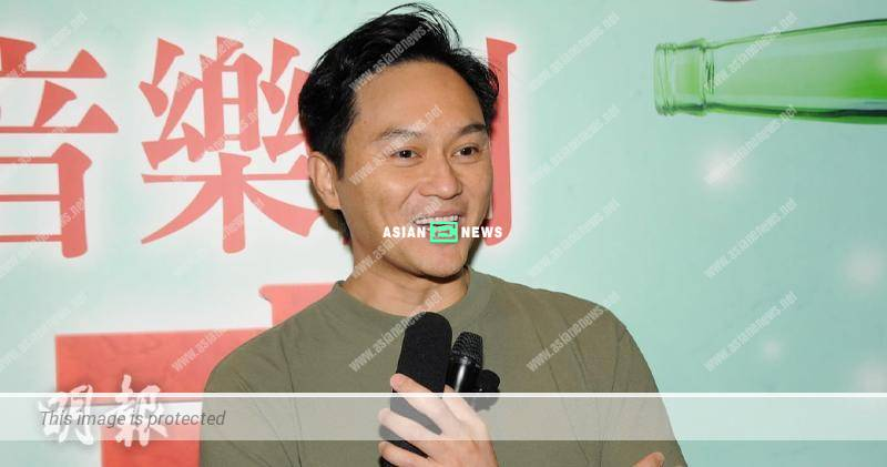 Julian Cheung denies about earning lots of money from holding world tour concert