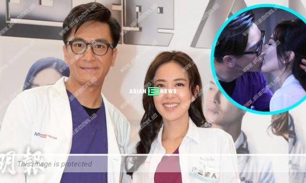 Kenneth Ma and Natalie Tong feel it is incest when playing a divorce couple