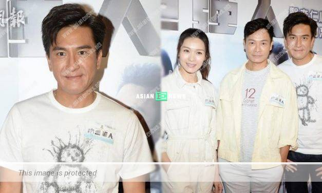 Big White Duel drama: Kenneth Ma is willing to give a treat if having good reviews