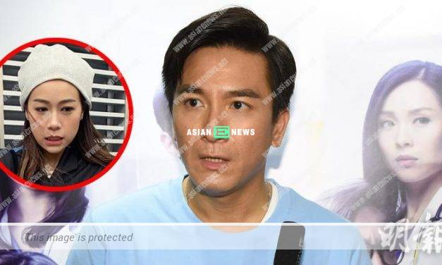 Kenneth Ma rejects to answer when Jacqueline Wong begs him to visit her in the US