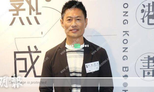 56 years old Kenny Wong is not afraid of hardship: Having work is most important