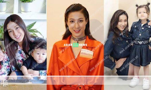 Linda Chung needs her parent to help to take care of her children
