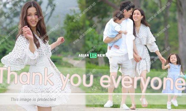 Linda Chung released new MV and won likes from the netizens