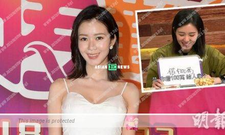 Louisa Mak admits she trusts people easily and lends $1 million to her friend