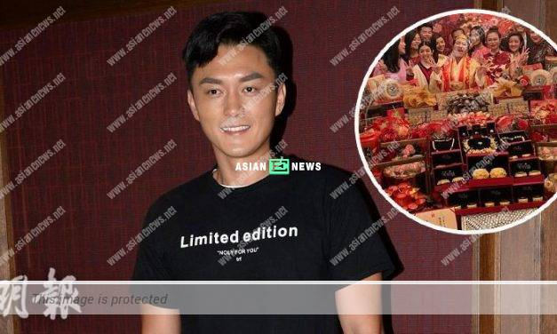 Matt Yeung plans to spend 7 digit on his wedding in the future