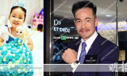 Moses Chan describes her daughter as a bossy and domineering child