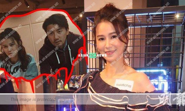 Priscilla Wong and Tony Hung ended up arguing when hosting a show together